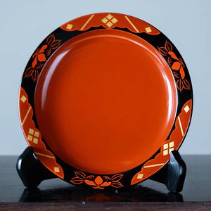 翁知屋 翁皿(21cm)