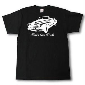 デザインTシャツ kick ass #5 黒T