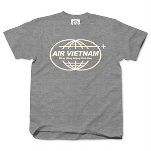AIR VIETNAM heather gray