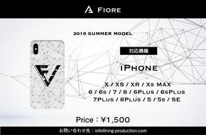 Fiore iPhoneケース 2019 SUMMER MODEL