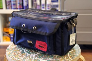 "SWIFT INDUSTRIES ""Paloma Handlebar Bag"" (Navy)"