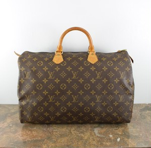 .LOUIS VUITTON M41106 SP0948 SPEEDY40 MONOGRAM PATTERNED BOSTON BAG MADE IN FRANCE/ルイヴィトンスピーディ40モノグラム柄ボストンバッグ 2000000041223
