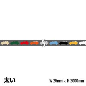 ステッカー C4C-ST202 (マスキングテープ風 太いver.)
