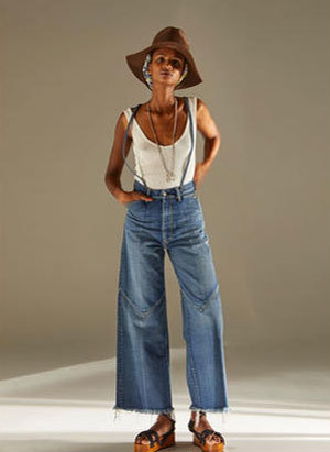 SUSPENDERS DENIM / FILL THE BILL