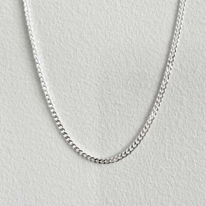 【SV1-50】18inch silver chain necklace