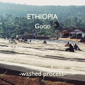ETHIOPIA【washed】-中深煎り- 100g
