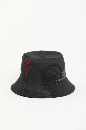 若冲ハット / Hat / Y. & SONS×KIJIMA TAKAYUKI / 伊藤若冲ゆかた / 軍鶏