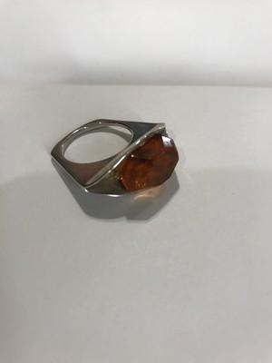 【20号】Vintage 925 silver ring ( ヴィンテージ シルバー リング