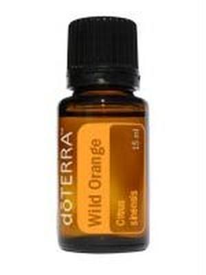 doTERRA オレンジ 15 ml
