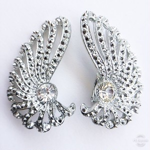 """Sarah Coventry"" Evening Splendor earring[e-1066]"