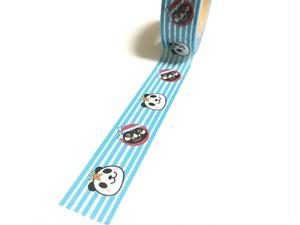 オリジナルマスキングテープ|三原・竹原なかよしコラボグッズ