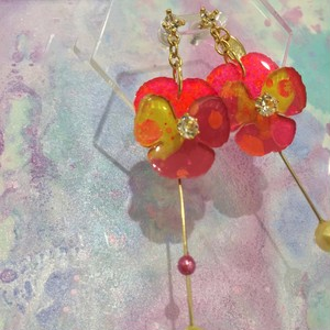 【KOTENRA】New jewelry // Baby pansy