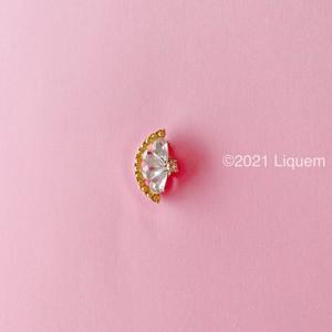 Liquem / レモンミニoneピアス