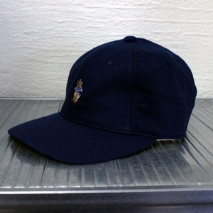 "Tieasy Authentic CLASSIC(ティージーオーセンティッククラシック) ""TIEASY POTEN W NAME 6PANNEL BASEBALL CAP"" Anchor Navy(アンカーネイビー)"