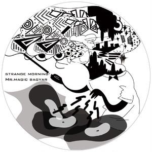 【残りわずか/CD】Mr. マジックバジャール (DJ BAJA a.k.a. カレー屋まーくん) - Strange Morning