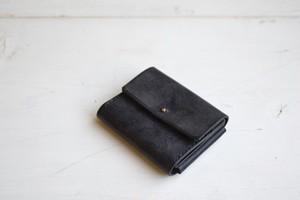 革カードケース(コイン収納付) / Maika