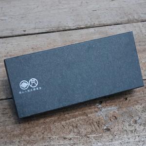 オリーブオイル漬3本用ギフトボックス(箱のみ)