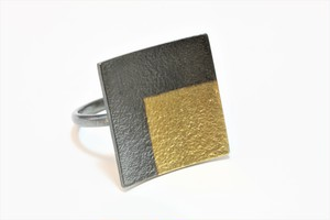 """Square"" Ring [Large]"