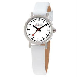 【MONDAINE モンディーン】Evo エヴォ 26mm レディース腕時計 A658.30301.11SBN
