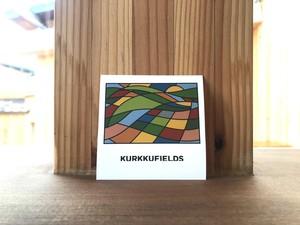 KURKKU FIELDS ステッカー