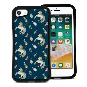 ゆめかわ ユニコーン セット WAYLLY(ウェイリー) iPhone 11 pro max iPhone 8 7 XR XS X 6s 6 Plus XsMax対応!_MK_