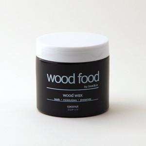蜜蝋ワックス wood food ココナッツ