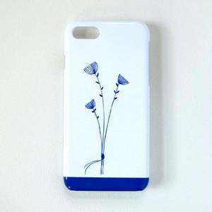 3本の花束 北欧スマホケース/スマホカバー iPhone/android/Galaxy/Xperia/AQUOS