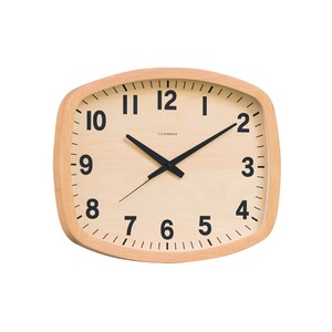 R-SQUARE CLOCK【BEECH】