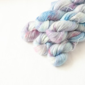 うろこ (Kid mohair silk Lace NEW)