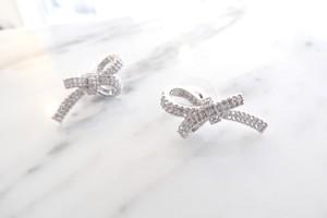 bow crystal pierce