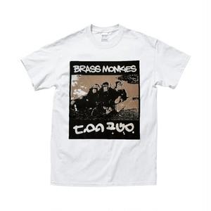 Brass monkies S/S tee