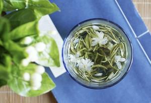 【中国茶・高級スノージャスミン茶】茉莉花茶 飄雪ピャオシェ 100g