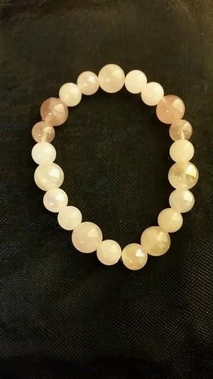 パワーストーンブレスレット Power Stone bracelet Rose Quartz