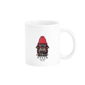 マグカップ(黒田官兵衛)