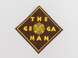 CUSTOM WAPPEN - THE GERUGA MAN- (BROWN) / GERUGA