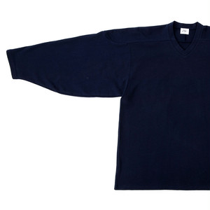 "Just Right ""Hockey Shirt"" Navy"
