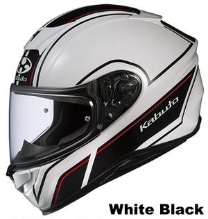 OGK AEROBLADE-5 SMART White Black