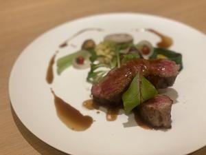 【ランチチケット】メイン魚料理&肉料理 全6皿コース