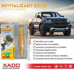 XADO リヴァイタリザント EX120 「ディーゼルエンジン用」 (blister package, syringe 8 ml)