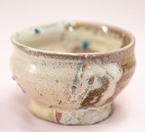 ブルーぷくぷく小ばち / blue puku puku small bowl