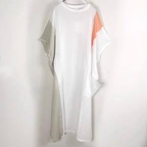 bedsidedrama 記憶の配色 ワンピース  White
