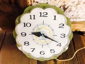 品番0630 壁掛け時計 GENERAL ELECTRIC(ゼネラルエレクトリック) Wall Clock インテリア アンティーク ヴィンテージ