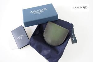 アラルディ|ARALDI 1930|小銭入れ|コインケース|EMERALD|エメラルド|AR B P356 COIN CASE