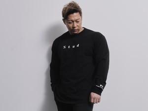 long sleeve T-shirt(BLACK)