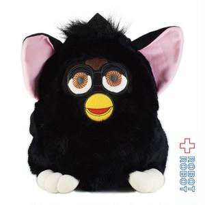 ファービー ブラック バックパック リュック ぬいぐるみ人形 30センチ