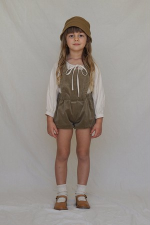 HOUSE OF PALOMA / Anais Playsuit - Caper