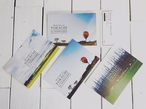 Welcome to TOKACHIポストカードお土産用 おまとめAセット
