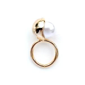 MOON/Ring  Gold
