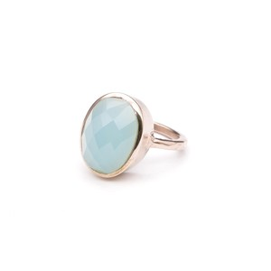 SINGLE STONE NON-ADJUSTABLE RING 005