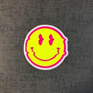 ACID SMILE ( 蛍光ピンク×蛍光イエロー )